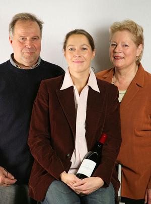 Bertrand et Marie Christine Machard De Gramont Vosne-Romanee